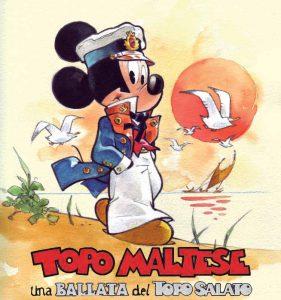 La copertine di Anteprima 307 è dedicata a Topo Maltese