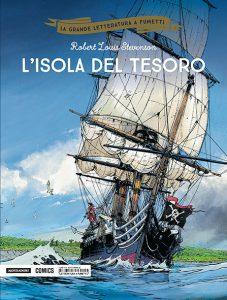 La Grande Letteratura A Fumetti #1: L'Isola Del Tesoro