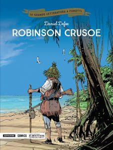 La Grande Letteratura A Fumetti #3: Robinson Crusoe