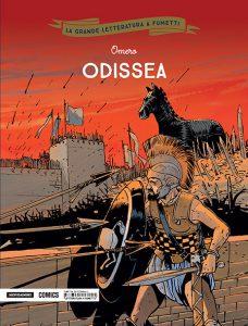 La Grande Letteratura A Fumetti #4: Odissea