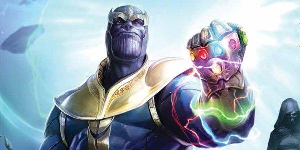 Marvel Omnibus: Thanos *Cofanetto*