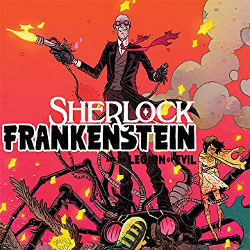 Sherlock Frankenstein E La Legione Del Male