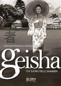 Geisha, o Il Suono dello Shamisen #2