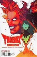 Marvel Miniserie #201: X-Men - La Resurrezione Di Fenice #1 *Variant Pantone - Esclusiva Fumetterie*