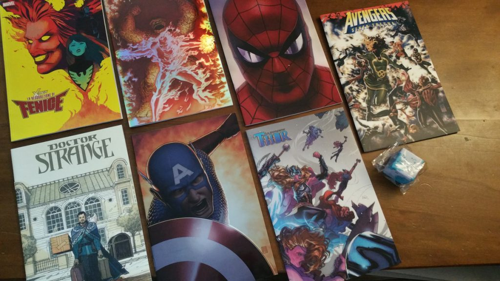 Marvel Legacy *Variant Pack* - Subito Disponibile