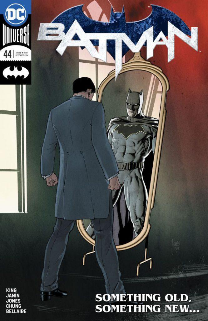Batman #158: Batman #45 - Rinascita