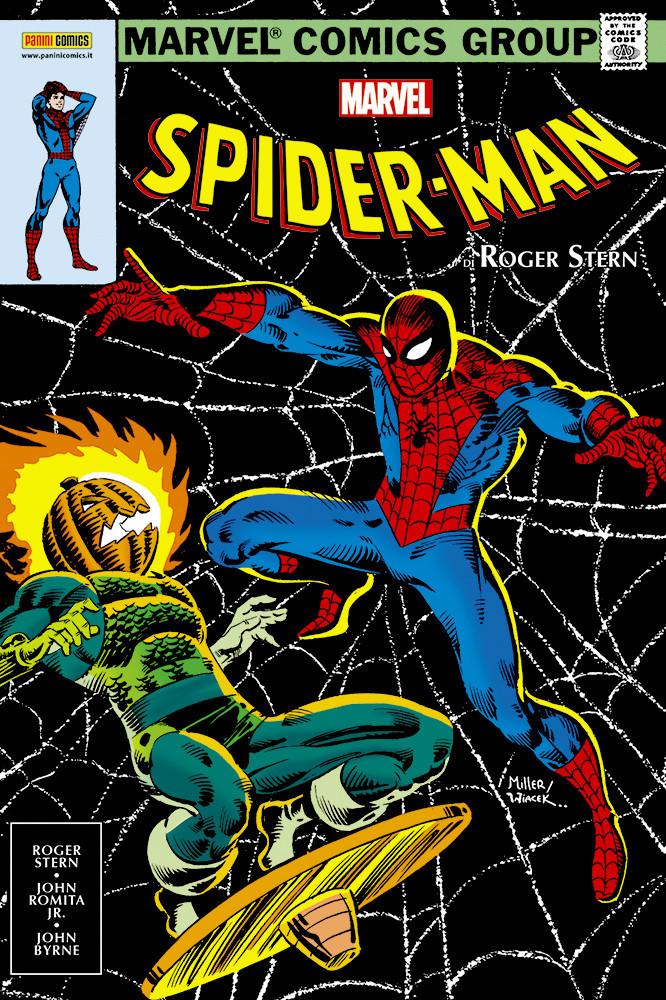 Marvel Omnibus: Spider-Man Di Roger Stern #1