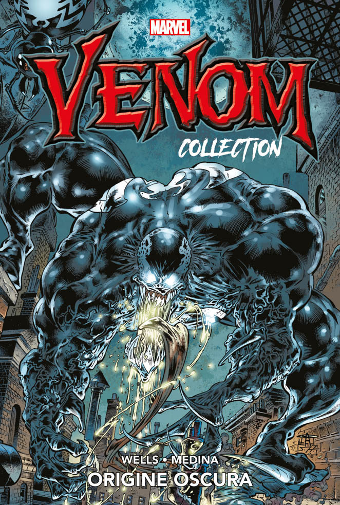 Venom Collection #1: Venom - Origine Oscura