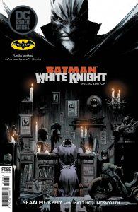 BATMAN WHITE KNIGHT BATMAN DAY 2018 #1 SPECIAL ED