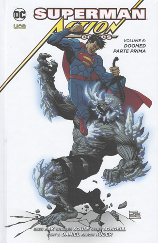 New 52 Limited #87: Superman - Action Comics #6: Doomed Parte Prima *Solo Preordine*