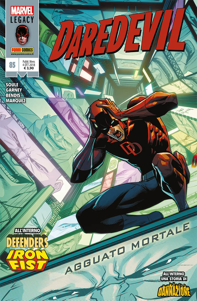 Devil E I Cavalieri Marvel #85: Daredevil #85