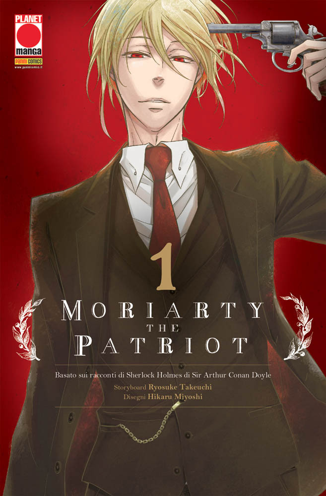 Moriarty The Patriot #1