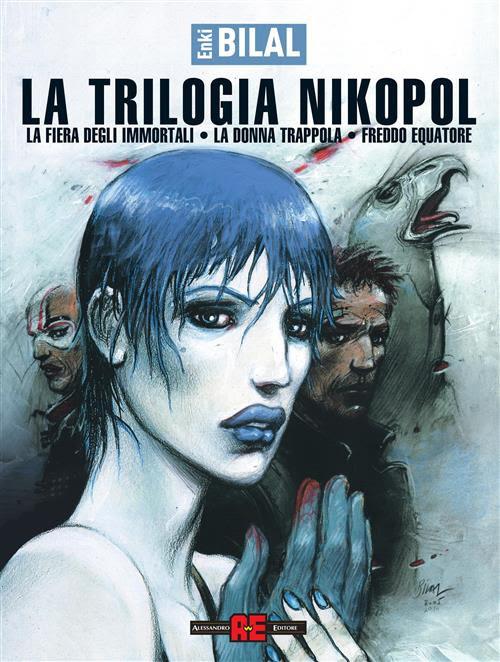 Bilal: Trilogia Nikopol *Volume Unico*