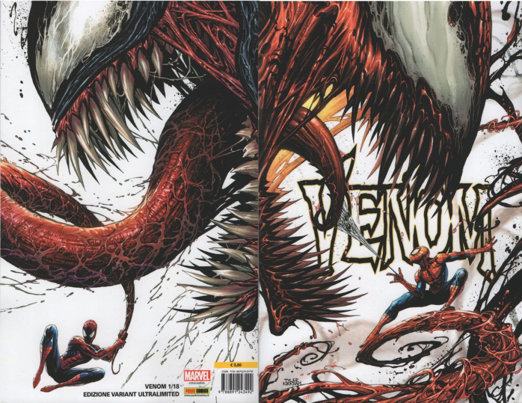 Ultravariant Venom