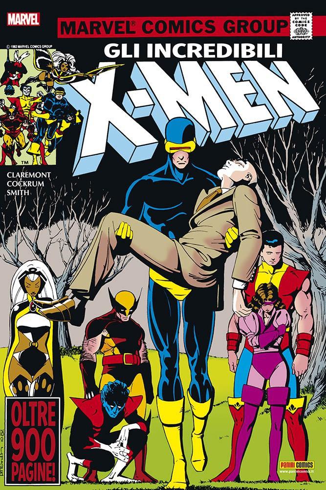 Marvel Omnibus: Gli Incredibili X-Men #3