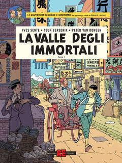 Blake e Mortimer: La Valle Degli Immortali