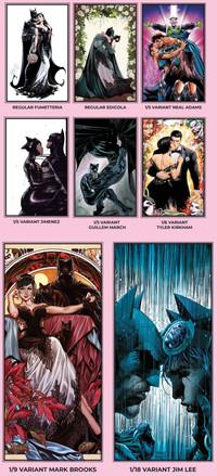 Batman #164: Batman #51 - Rinascita *Variant Sorpresa*
