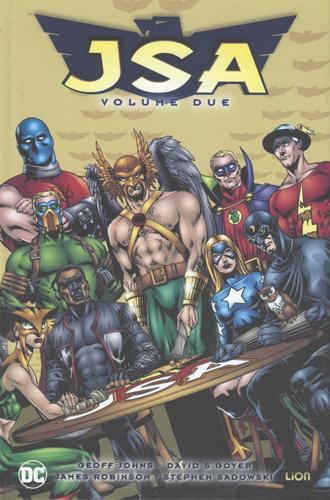 Dc Omnibus: Justice Society America Di Geoff Johns #2