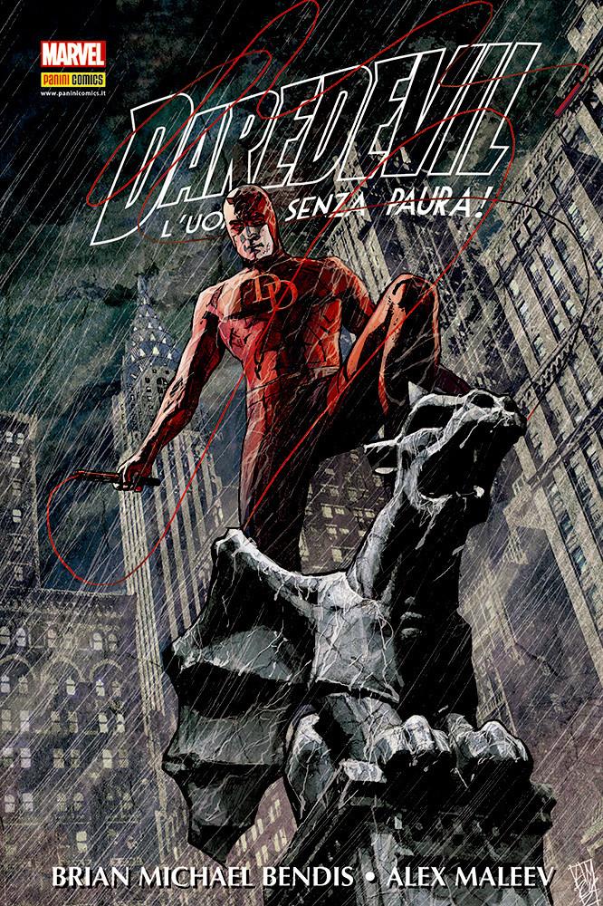 Marvel Omnibus: Daredevil Di Bendis E Maleev #1