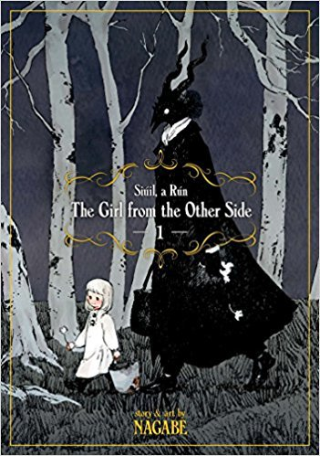 The Girl From The Other Side #1
