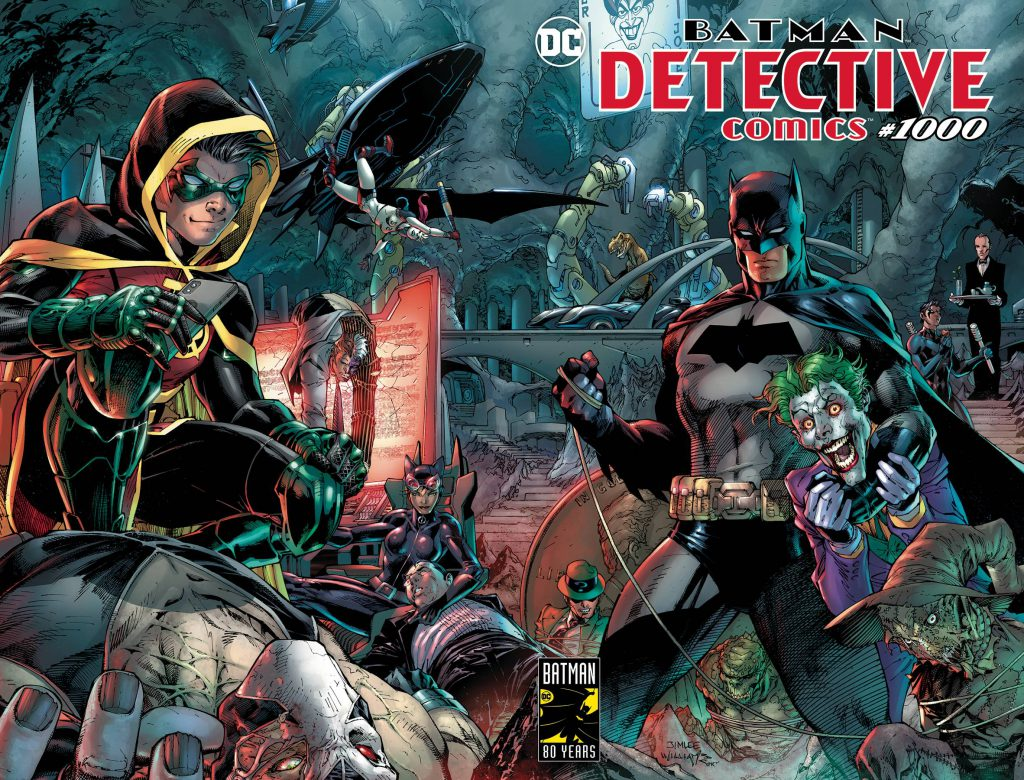 DETECTIVE COMICS #1000 *Midnight Release Variant*