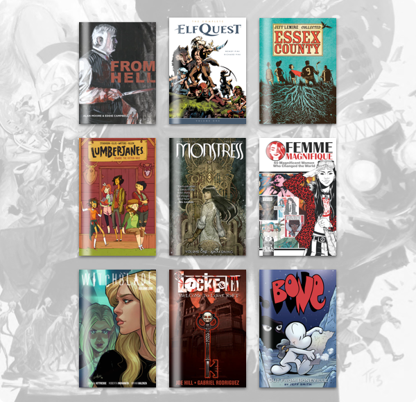 HUMBLE COMICS BUNDLE: START HERE!