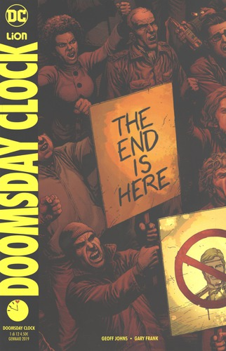 Dc Multiverse: Doomsday Clock #1