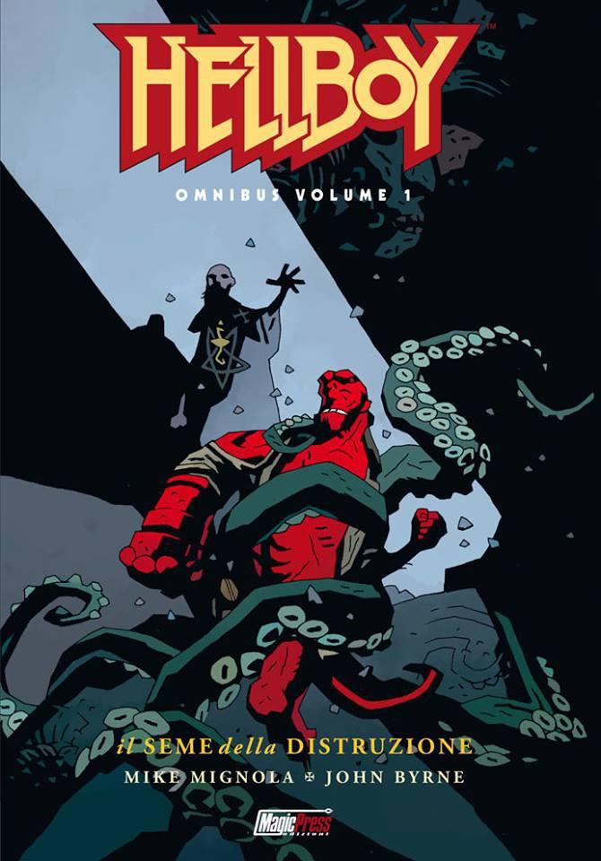 Hellboy *Omnibus* Volume #1: Il Seme Della Distruzione
