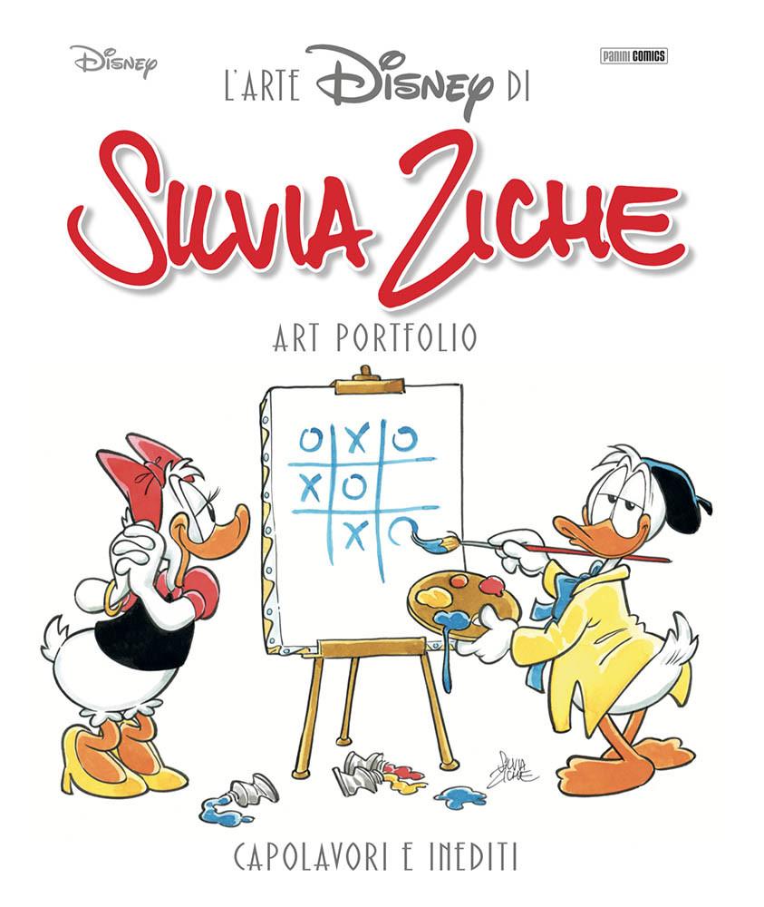 Disney Special Event #1: Silvia Ziche *Portfolio*