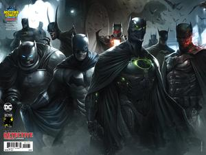 discount Detective Comics Vol 2 #1000 Midtown Exclusive Cover D Francesco Mattina Wraparound Arkham Knight Virgin Cover