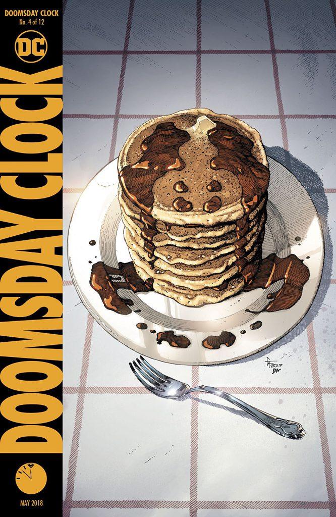Dc Multiverse: Doomsday Clock #4