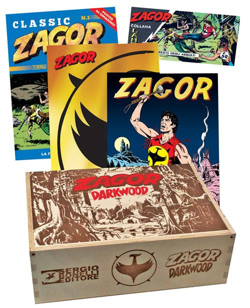 Zagor *Darkwood Box*