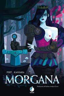Prospero's Books #96: Morgana