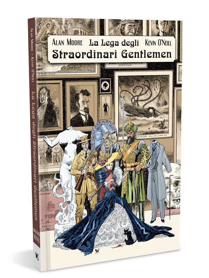 La Lega Degli Straordinari Gentlemen *Nuova Edizione* Volume #1