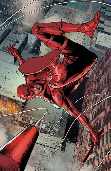 Devil E I Cavalieri Marvel #94: Daredevil #1 *Variant Cover*