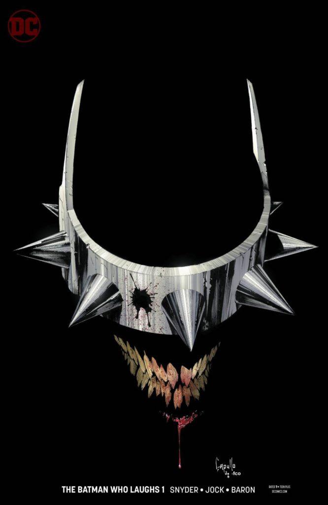 Grandi Opere Dc: Batman - Il Batman Che Ride
