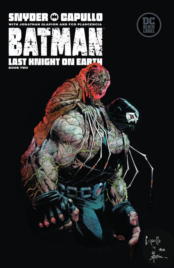 BATMAN LAST KNIGHT ON EARTH #2