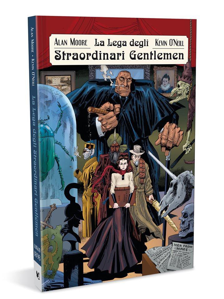La Lega Degli Straordinari Gentlemen *Nuova Edizione* Volume #2