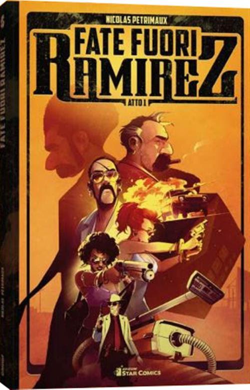 Fate Fuori Ramirez #1 (di 3)