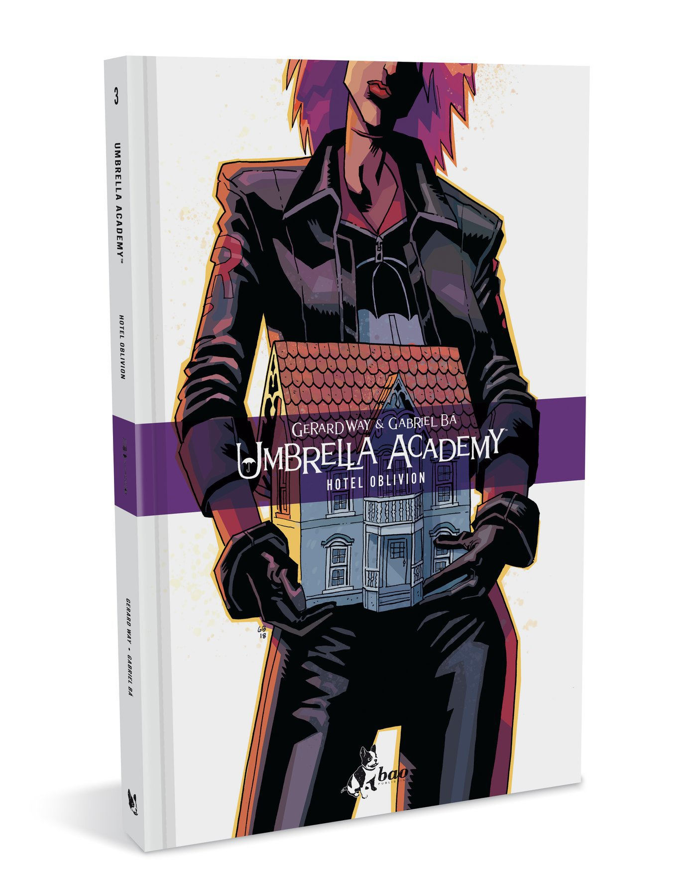 Umbrella Academy #3: Hotel Oblivion