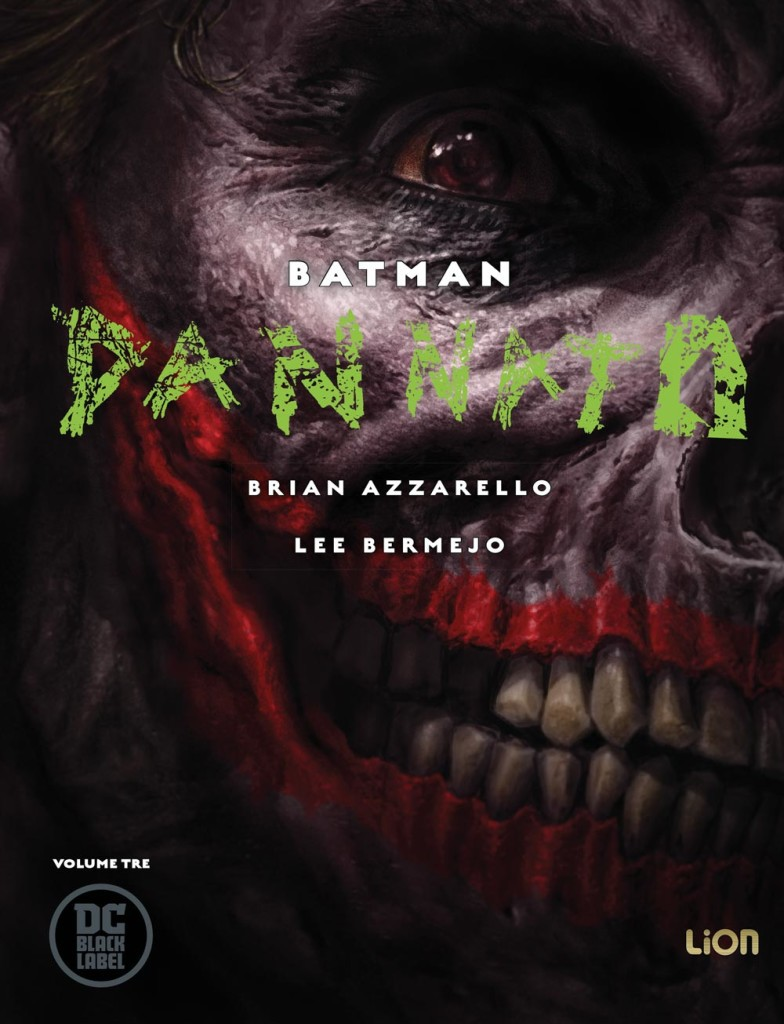 Dc Black Label: Batman Damned #3