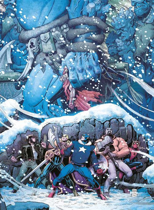 Marvel Miniserie #223: Universo Marvel - La Guerra Dei Regni #2