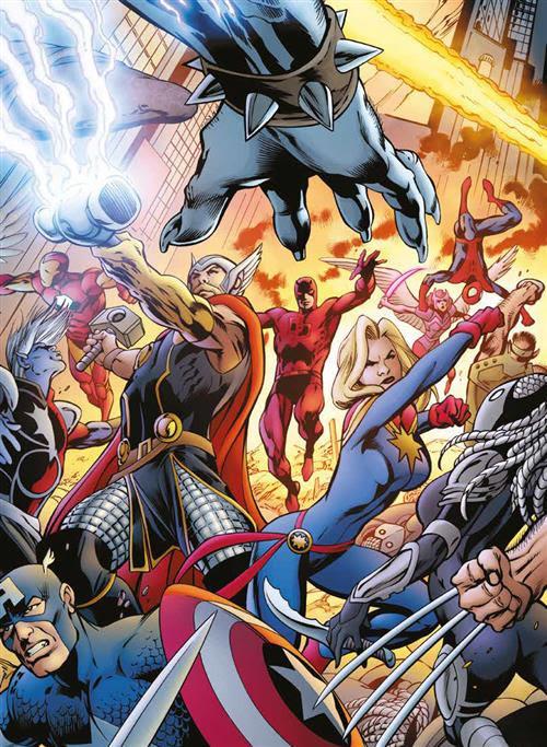 Universo Marvel: La Guerra Dei Regni Extra #1