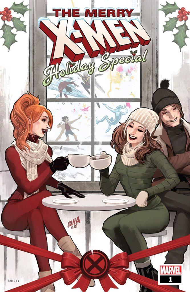 Merry X-Men: Il Libro Marvel Dell'Avvento