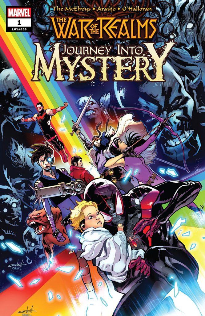 La Guerra Dei Regni: Journey Into Mystery