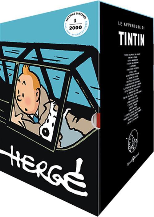 TinTin *Special Edition - Cofanetto*