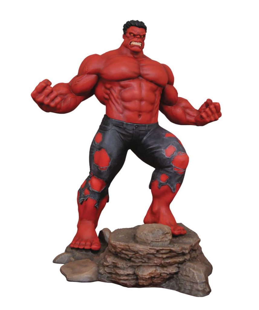 MARVEL GALLERY RED HULK PVC FIG (C: 1-1-2)